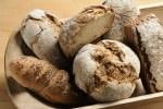 Brote und ihre Vielfalt. Ausstellung Zwischen Krume und Knust, Deutsche Brotkultur bis 23.9.2018 - Bild FLMK
