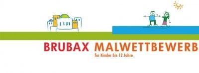 Logo Brubax-Malwettbewerb Aktion von gruenestreiben.de