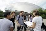 """Bremen ist eine Fahrradstadt – neben vielen Tourenangeboten öffnet im Juni im Universum Bremen die Sonderausstellung """"Bike it – Vom Laufrad zum Lebensgefühl"""". Copyright: Ingo Wagner/WFB Wirtschaftsförderung Bremen"""