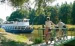 In und um Celle gibt es für Radfahrer viel zu entdecken. Ob als Gruppe, Familie oder individuell zum Beispiel bei einem Ausflug an die Aller (Bild: Copyright: CTM GmbH)