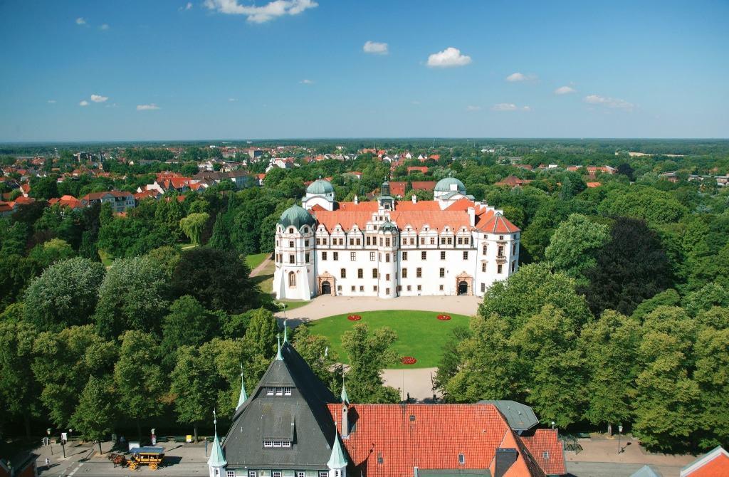 Schloss Celle (Copyright: CTM GmbH)