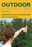 """Cover von """"Daumensprung und Jakobsstab"""" von Wolfgang Regal, ISBN 978-3-86686-106-0"""