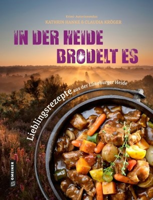 """Cover von """"In der Heide brodelt es"""" von Kathrin Hanke und Claudi Kröger, ISBN 978-3839222195"""