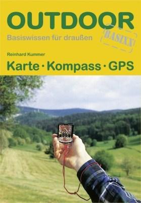 "Cover ""Karte · Kompass · GPS"" von Reinhard Kummer, ISBN 978-3-86686-478-8"