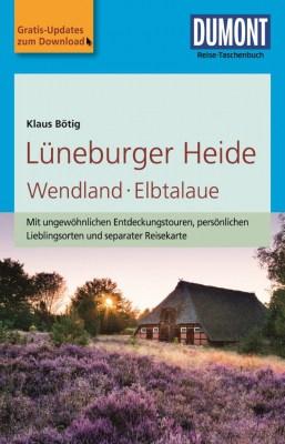 Cover DUMONT Reisetaschenbuch  Lüneubrger Heide - Wendland - Elbtalaue, ISBN 978-3829728256