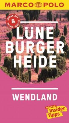 Cover-Abbildung MARCO POLO Reiseführer Lüneburger Heide und Wendland, ISBN 978-3829728256