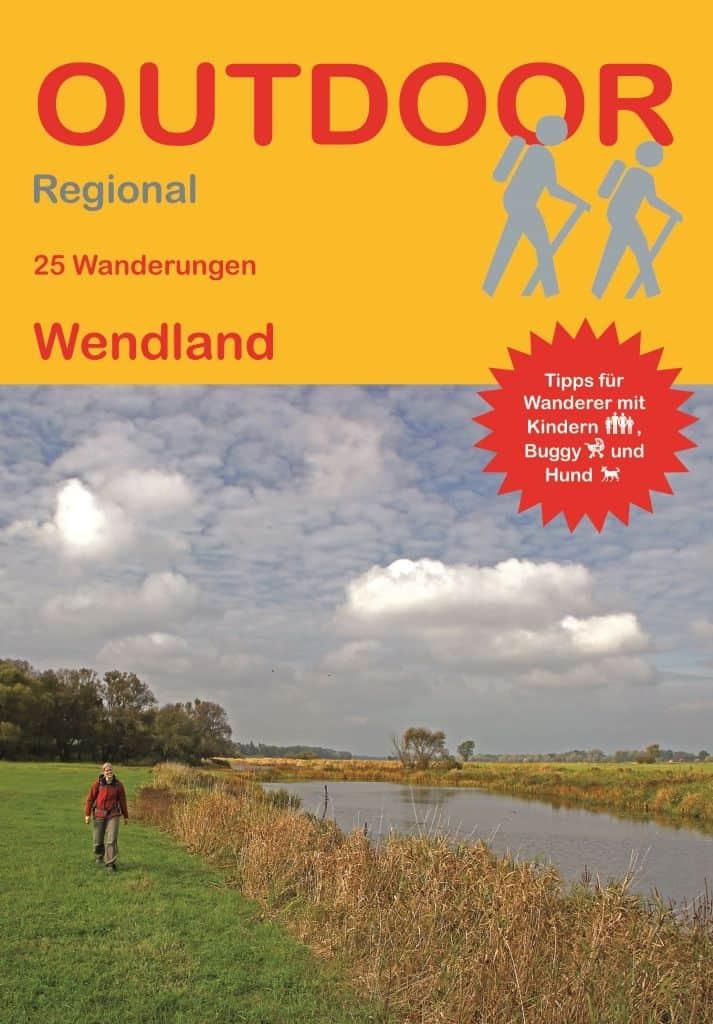 Cover Wanderführer Wendland Autor Hartmut Engel ISBN 978-3-86686-447-4