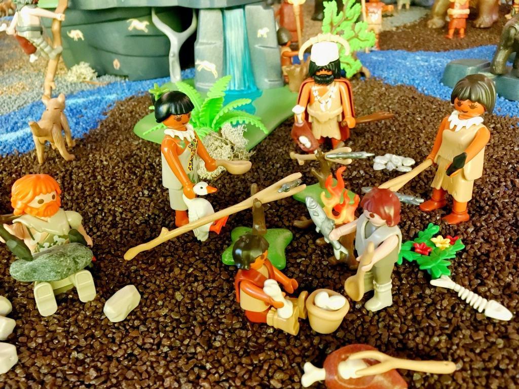 Das Freilichtmuseum am Kiekeberg präsentiert PLAYMOBIL - Spielgeschichte(n) - Bild Oliver Schaffer