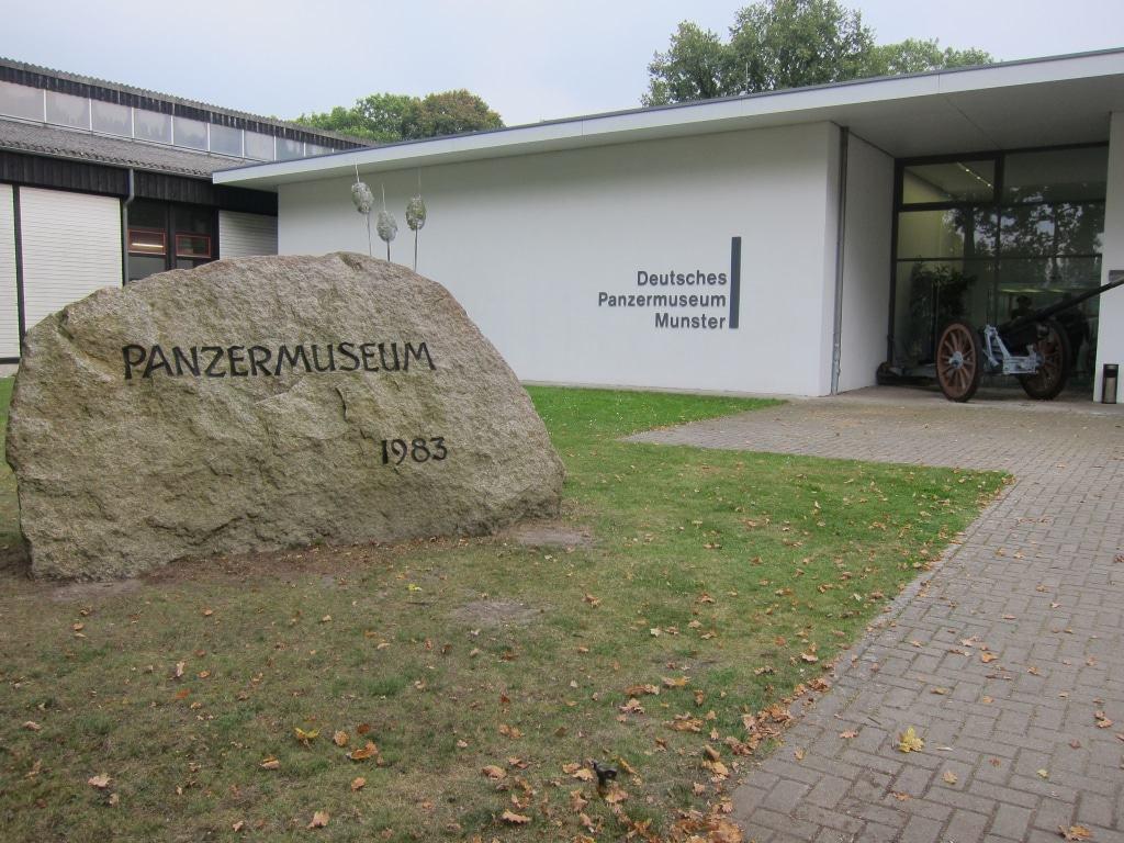 Munster in der Lüneburger Heide - Standort des Deutschen Panzermuseums