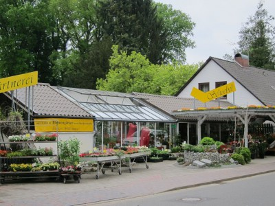 Betriebsgebäude Duft- und Wandelgärtnerei Schoebel