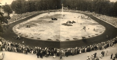 Bis zu 20.000 Besucher kamen zu den Rennen in Ebstorf.