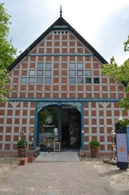 Eingang des Rundlingsmuseums in Lübeln, Foto: Rundlingsmuseum