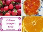 Erdbeer-Orangen-Gelee