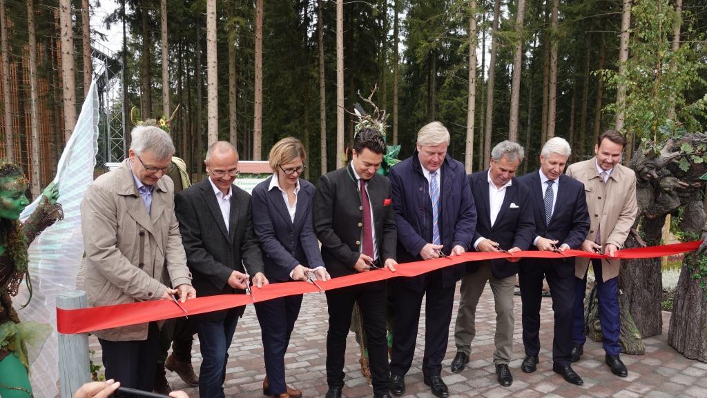 Feierliche Eröffnung des Heide Himmels am 26.September2019