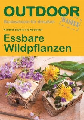 Neuauflage Naturführer mit ausführlicher Beschreibung von 77 heimischen Wildpflanzen und Hinweisen zur Sammlung, Zubereitung und Anbau