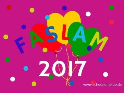 Faslam 2017, Copyright: www.schoene-heide.de