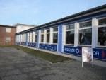 Außenansicht Fischer Schuhprofi Werksverkauf in Schneverdingen