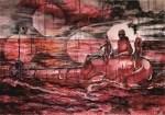 Frank Schult. Welt| Neue Ausstellung im Kunstmuseum Celle