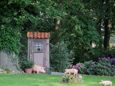 Garten Melkhus Schneverdingen-Heber