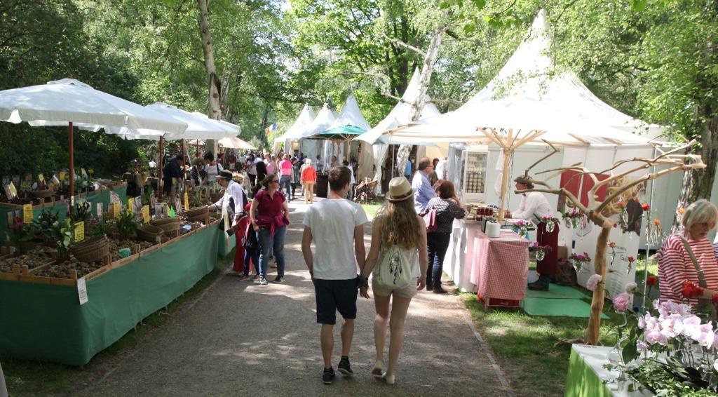 Gartenfestival Herrenhausen, Foto: Evergreen, Kassel