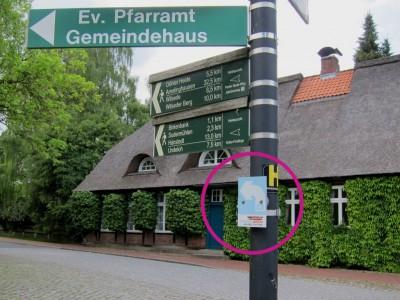 Folgen Sie der Nordic-Walking-Strecke 9L in Egestorf, wenn Sie den Green-Sport-Parcours in Egestorf ausprobieren wollen