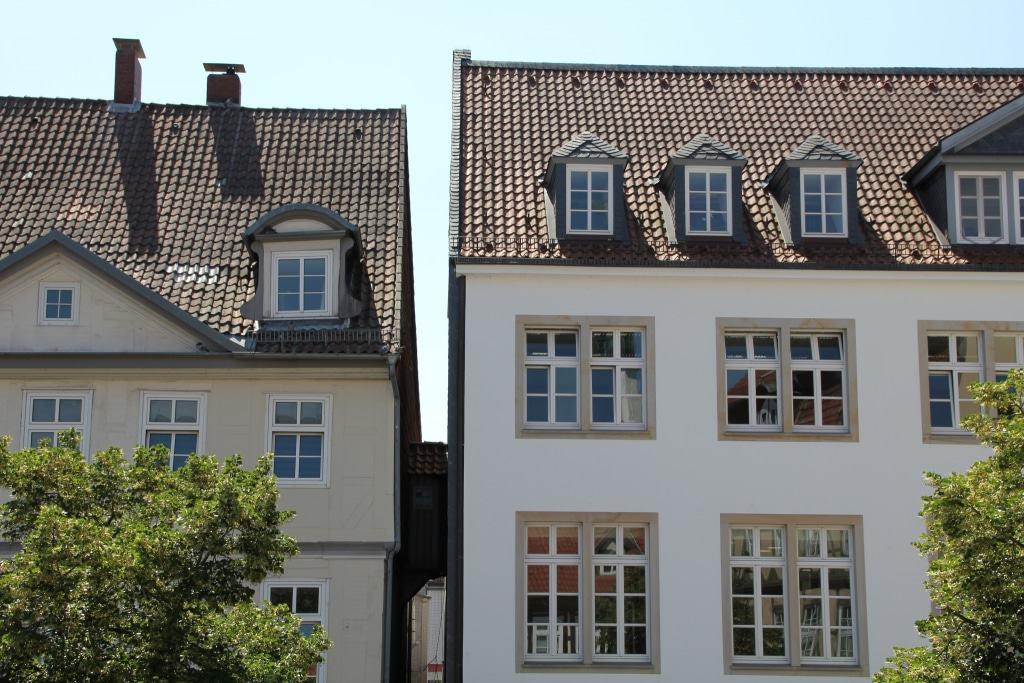 Das wohl älteste, denkmalgeschützte Klo Deutschlands in Celle. (Copyright: CTM GmbH)