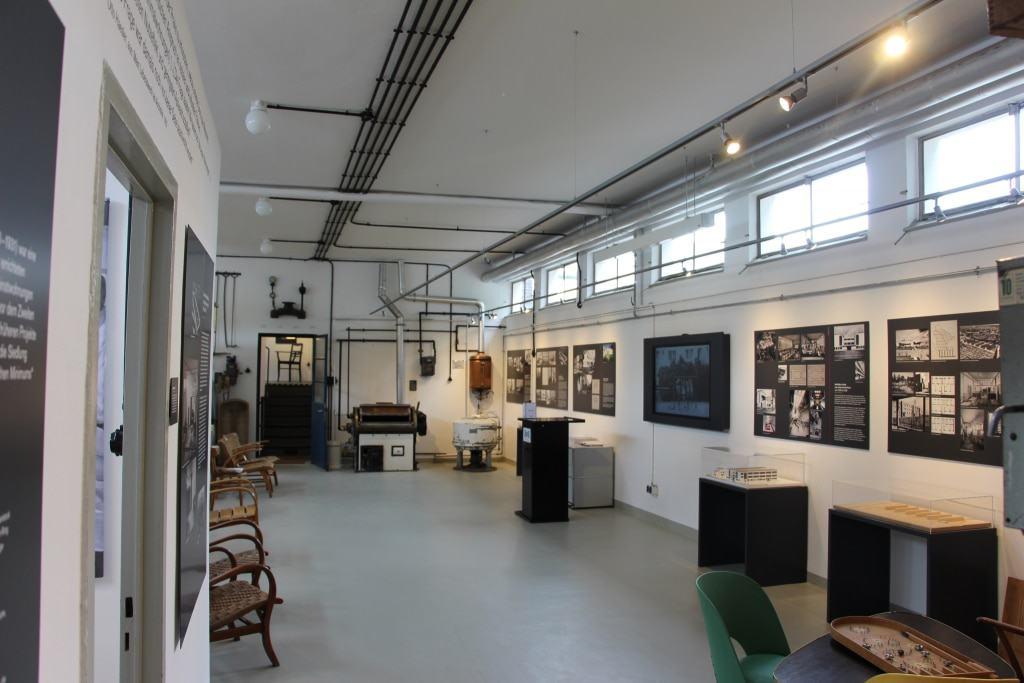 Blick in das wiedereröffnete otto-haesler-museum (Copyright: Celle Tourismus und Marketing GmbH   Fotograf: Khai-Nhon Behre
