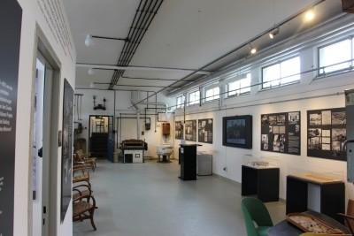 Blick in das wiedereröffnete otto-haesler-museum (Copyright: Celle Tourismus und Marketing GmbH | Fotograf: Khai-Nhon Behre
