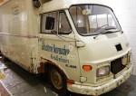 Verkaufswagen der Schlachterei Barenschee aus Barum bis 1989: Hanomag Typ Matador E 1,6 to