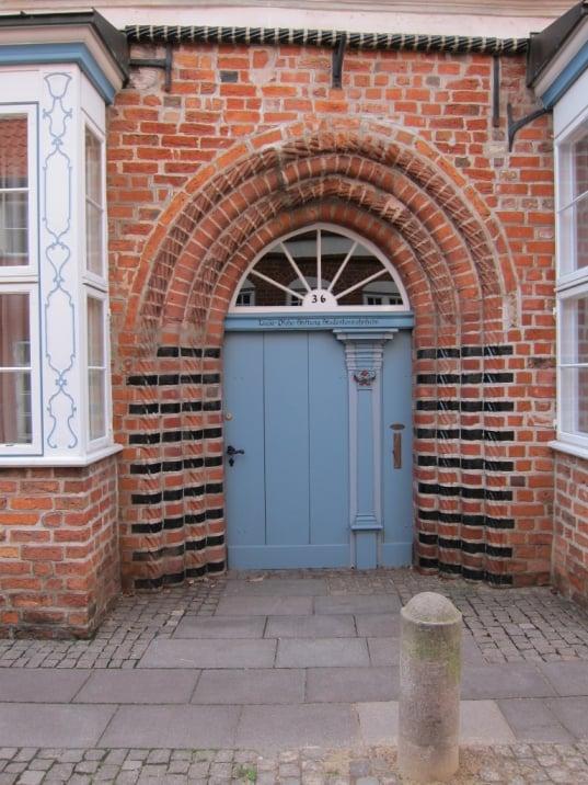 Lüneburger Altstadt - sehenswerte Haustüren