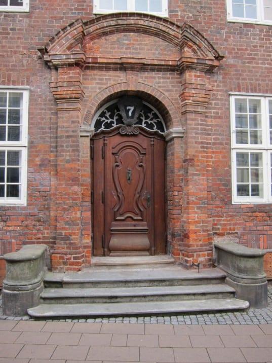 Lüneburger Altstadt - schöne Haustüren