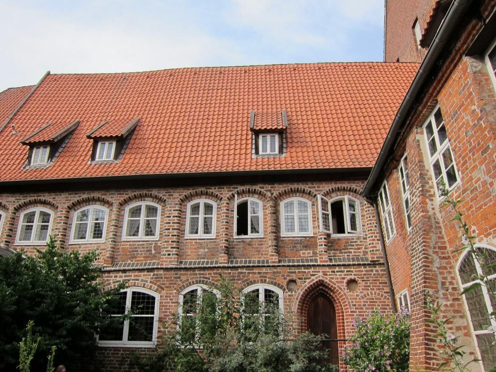 Kloster Lüne - Damenstift in Lüneburg - Wohngebäude