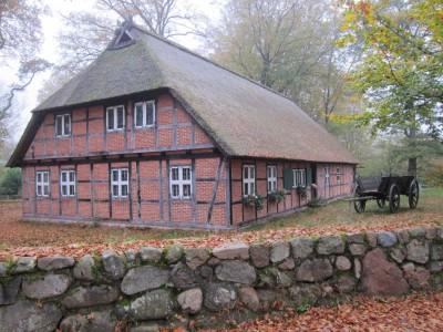 """Heidemuseum """"Dat Ole Huus""""  Bispingen-Wilsede"""