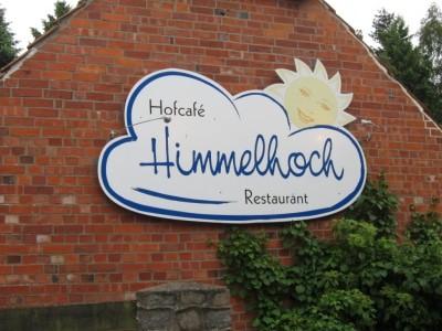 Himmelhoch - Hofcafé und Restaurant in Harmstorf nördlich von Dahlenburg