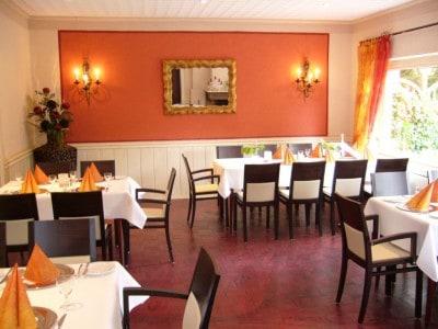 Innenansicht Restaurant - Hotel Ramster, Schneverdingen