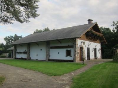 Außenansicht - Im Jagdmuseum Wulff in Dedelstorf-Oerrel wird Jagdgeschichte lebendig