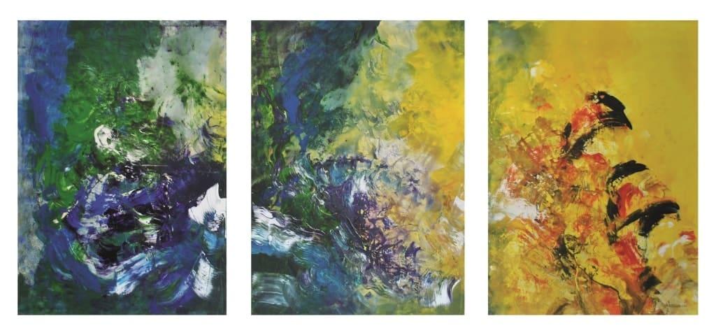 Gemälde von Juliane Helene Berger