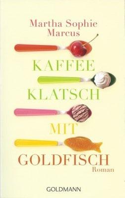 Kaffeeklatsch mit Goldfisch von Martha Sophie Marcus