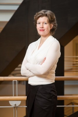 Katrin Zagrosek, Intendantin der Niedersächsischen Musiktage Foto: Helge Krückeberg