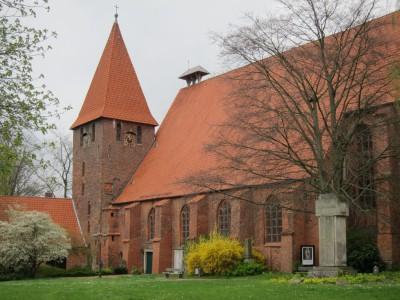 Klosterkirche Ebstorf aus dem Jahr 1375