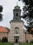 Kloster Medingen/Bad Bevensen - Kirchturm der Klosterkirche St. Mauritius