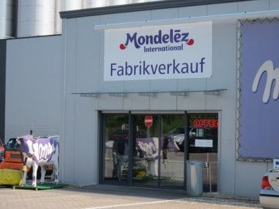 Bad Fallingbostel: KRAFT-(Mondelez)-Fabrikverkauf