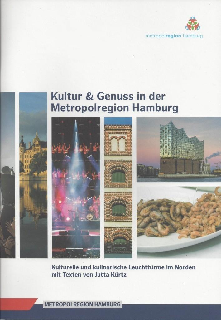 Cover: Kultur & Genuss in der Metropolregion Hamburg