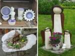 Steinblattwerk | Margret Matthias– Gartenkunst aus Designbeton und mehr in Selsingen