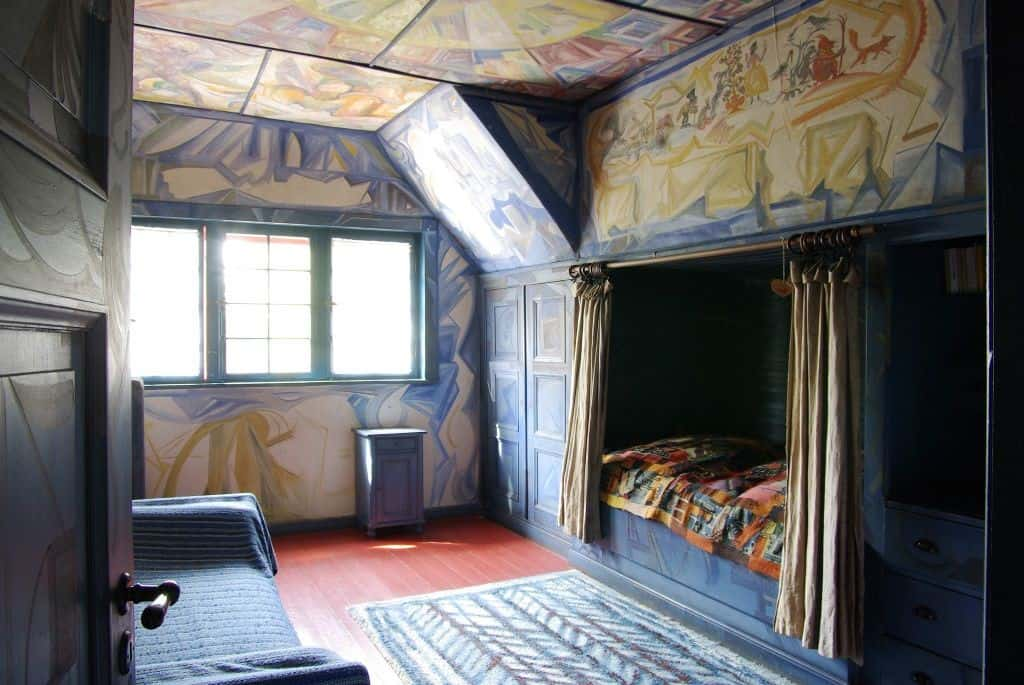 Märchenzimmer, Foto: Kunststätte Bossard