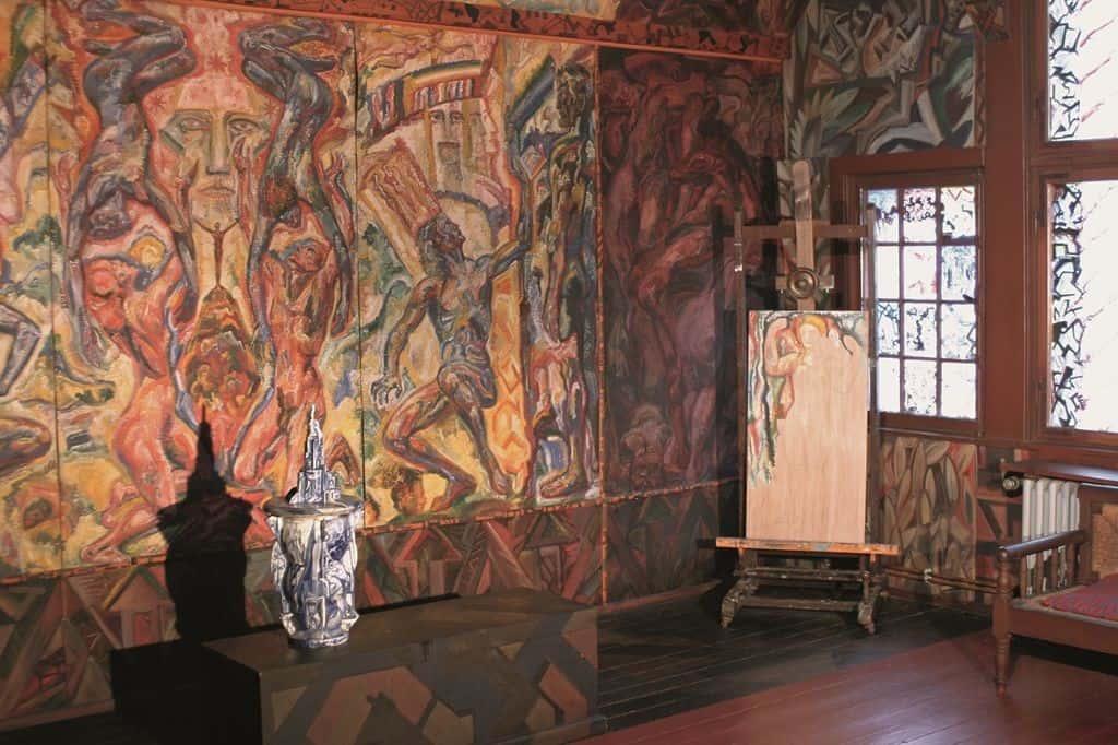 Erossaal, Foto: Kunststätte Bossard