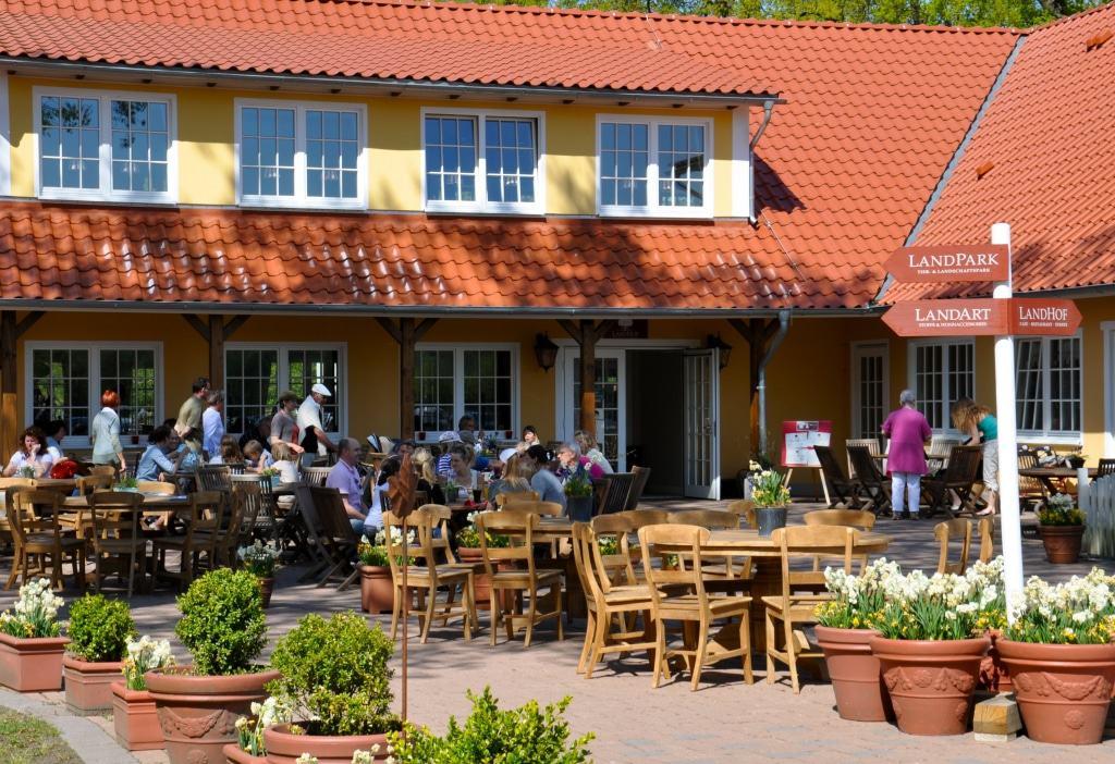 Park Der Sinne Cafe