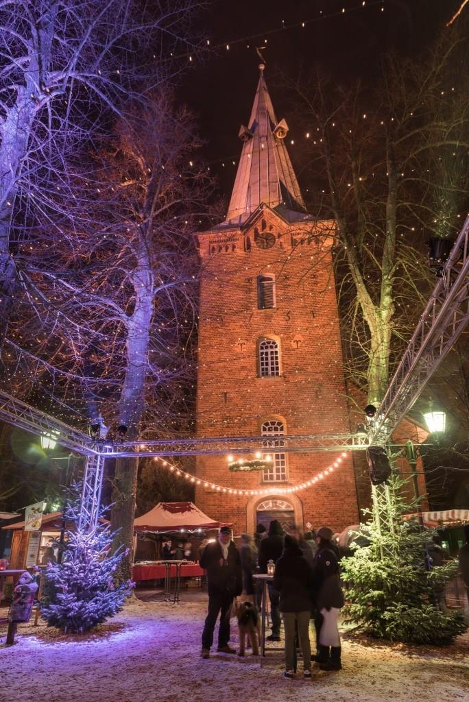 Lichterglanz in Bad Bevensen Foto: Markus Tiemann