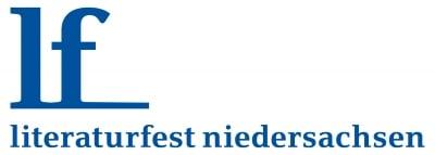 Logo des Literaturfestes Niedersachsen