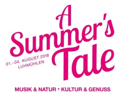 "Logo ""A Summer's Tale 2018"""